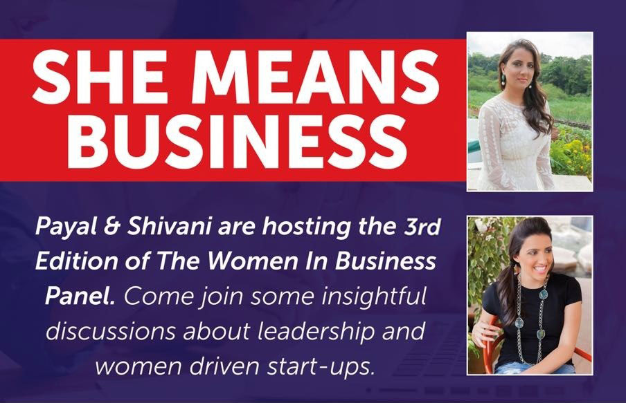 She Means Business 3rd Edition 2019