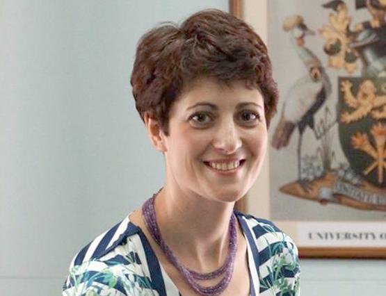Dr. Anastasia Mirzoyants-McKnight, Founder